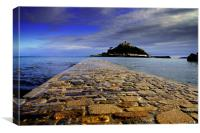 Causeway to the Mount