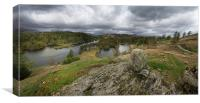 Tarn Hows Lake District, Canvas Print