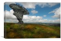 The singing ringing tree , Canvas Print