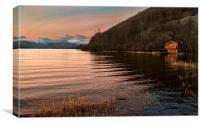 Ullswater Daybreak, Canvas Print