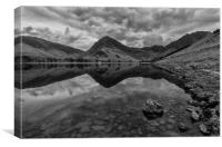 Fleetwith Pike, Canvas Print