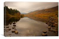 Rugged Wales, Canvas Print