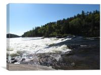 Recollet Falls, French River, Ontario
