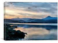 Isle of Arran, Canvas Print