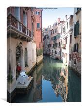 Venice.Italy, Canvas Print