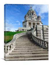 The  Ashton Memorial,, Canvas Print