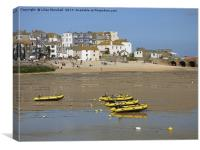 St Ives, Cornwall, Canvas Print