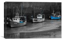 padstow trio blue