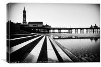 Blackpool, Canvas Print