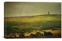 Lancashire Landscape, Canvas Print