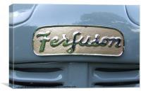Ferguson Badge on a 35