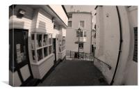 Broadstairs., Canvas Print