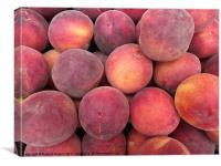Peaches anyone?, Canvas Print