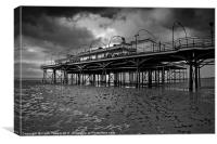 Cleethorpes Pier Canvases & Prints
