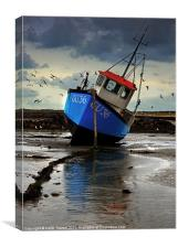 Fishing Boat 3 Canvases & Prints, Canvas Print