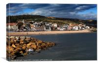 Lyme Regis Canvases & Prints