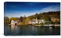 Henley-on-Thames Canvas Prints