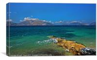 Sami, Kefalonia Canvases & Prints, Canvas Print
