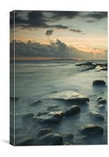 Osmington mills, Canvas Print