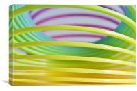 Spring Colours 8, Canvas Print