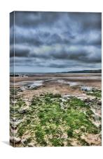 Freshwater West 4, Canvas Print