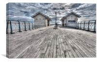 Penarth Pier 3, Canvas Print