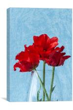 Tulips 2, Canvas Print