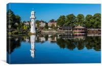 Roath Park Lake 1