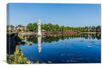 Roath Park Lake 4