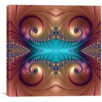 Spirals, Canvas Print