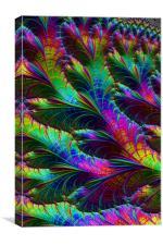 Tropical, Canvas Print