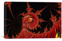 Hellfire, Canvas Print