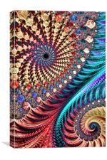 Vivid Mix, Canvas Print