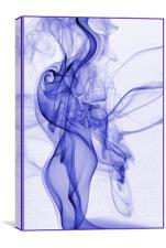 Smoke Trails, Canvas Print