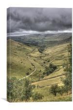 Peak District, Canvas Print