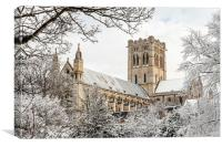 St Johns Cathedral, Canvas Print