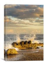Sea Splash, Canvas Print