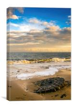 Caister Remnants, Canvas Print