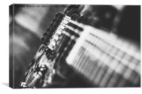 Ibanez Guitar 6, Canvas Print