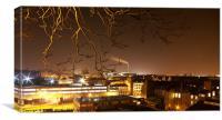 Views Of Nottingham City, Canvas Print