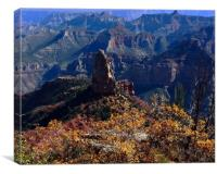 Point Imperial Grand Canyon North Rim Autumn
