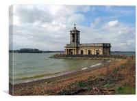 St Matthews Normanton Church, Rutland Water