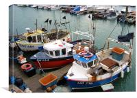 Fishing Boats at Dover