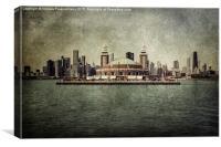 Navy Pier, Canvas Print