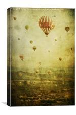 Migration, Canvas Print