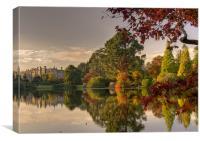 Autumn Colour, Canvas Print