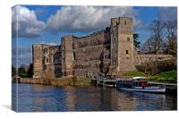 Newark Castle, Canvas Print