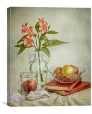 Lillies and Apples