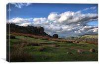 ilkley. moor .cow. and. calf. rocks. west.. yorksh