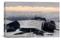 Peak District Snow
